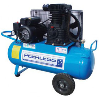 P14 Compressor Electric Belt Driven