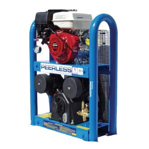 Peerless under and over compressor by vip industrial supplies