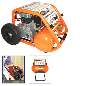 compact 3000 roll cage compressor