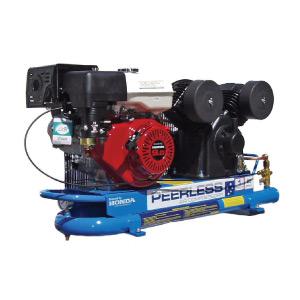 peerless p17p 2tt tube tank compressor