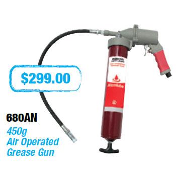 450g Air Operated Grease Gun
