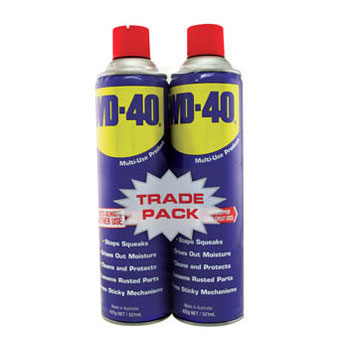 WD 40 Multi Use Product Twin Trade Pack 425g