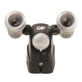 GP Double Safeguard Lite Wireless Sensor Light