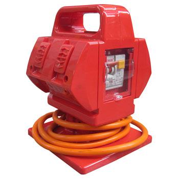 GUARDIAN Waterproof 4 Outlet 12391